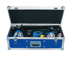 ARRI Case for 3 lampheads