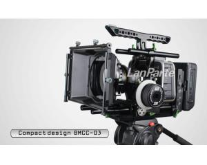 LanParte Blackmagic Cine Camera Cage Kit