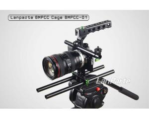 LanParte BlackMagic Pocket Cinema Camera Cage