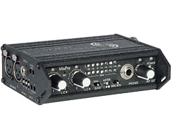 Sound Devices MixPre Compact