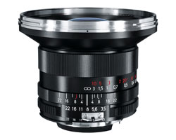 Zeiss SLR Lenses 18mm