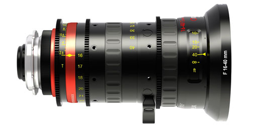Optimo Style 16-40 mm