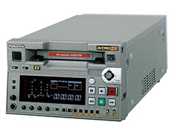 DVC ProHD recorder Panasonic AJ-HD 1400