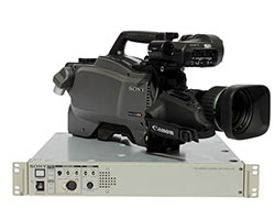 HD Camera channel SONY HXC-100