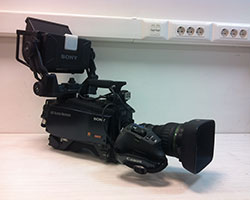 HD Super SloMo Camera channel Sony HDC-3300R